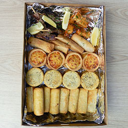 Finger food package thumbnail
