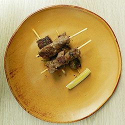 Lamb skewer - mini thumbnail