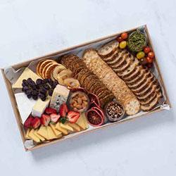 Farm gate cheese platter thumbnail