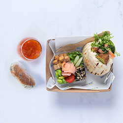 Pre-packed lunch kits thumbnail