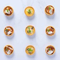 Shortcrust tarts - mini thumbnail