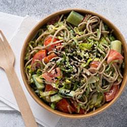 Soba noodle salad thumbnail