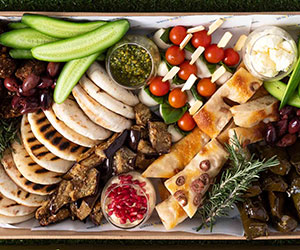 Makybe Mediterranean platter thumbnail