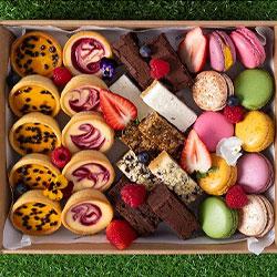 Finish line sweets and tarts platter thumbnail
