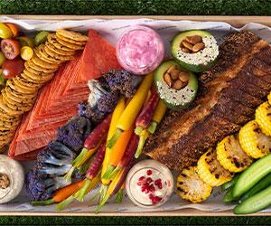 Winx snack platter thumbnail