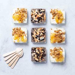 Healthy breakfast pots - mini thumbnail