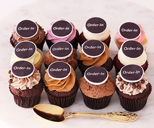 Corporate cupcake petite size  thumbnail