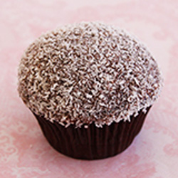 Classic cupcakes - lamington thumbnail
