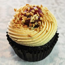 Classic cupcakes - peanut butter and jelly thumbnail