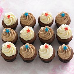 Petite cupcakes - chocolate thumbnail