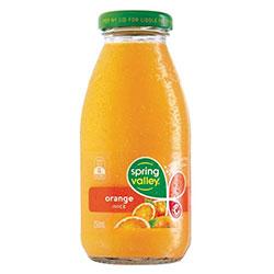 Spring Valley Juice Bottles - 250ml thumbnail