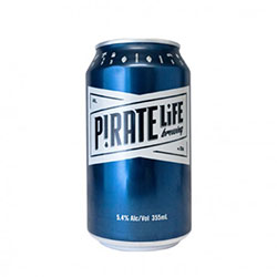Pirate Life Pale Ale cans - 355ml thumbnail