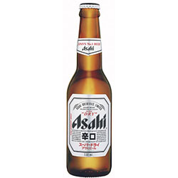 Asahi Super Dry Bottle - 330ml thumbnail