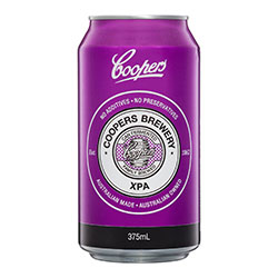 Coopers XPA cans - 375ml thumbnail