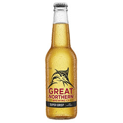 Great Northern Super Crisp Lager Bottle - 330mL thumbnail