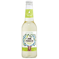 Mr Finch Pear Cider Bottle - 330ml thumbnail