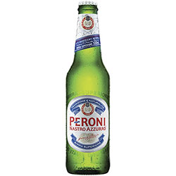 Peroni Nastro Azzurro Bottle - 330ml thumbnail