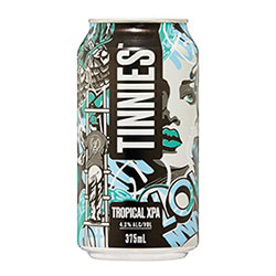 Tinnies Tropical XPA Can - 375ml thumbnail