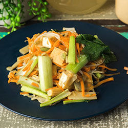 Mixed vegetable stir fry - share platter thumbnail
