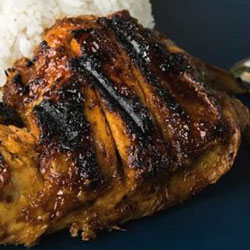 Grilled chicken thigh fillet thumbnail