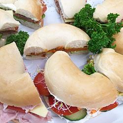 BLT bagel thumbnail