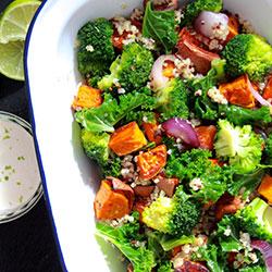 Mixed vegetable salad thumbnail