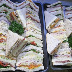 Classic triangle sandwich thumbnail