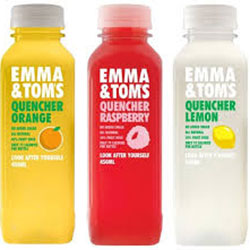Emma and toms quencher juice - 450ml thumbnail