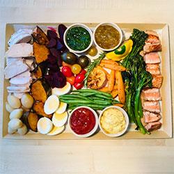 The healthy harvest platter thumbnail