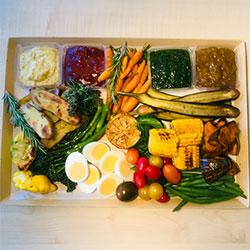 The veggie patch platter thumbnail