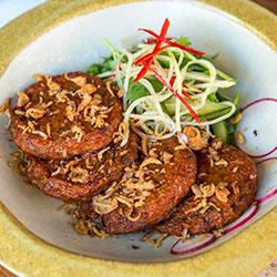Thai fish cakes thumbnail