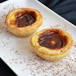 Portuguese egg tarts thumbnail