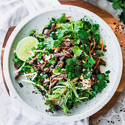 Asian beef salad  thumbnail