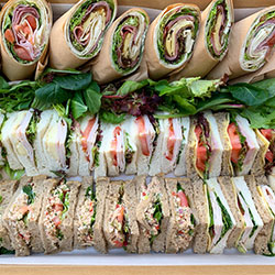 Classic sandwiches and wraps thumbnail