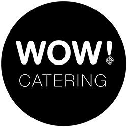 Wow! Catering logo