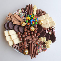 Chocolate platter thumbnail