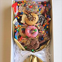 Sugar Rush donut bouquet thumbnail