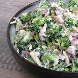 Broccoli salad thumbnail