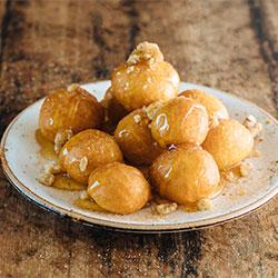 Honey Doughnuts thumbnail