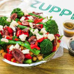 Protein pack salad thumbnail