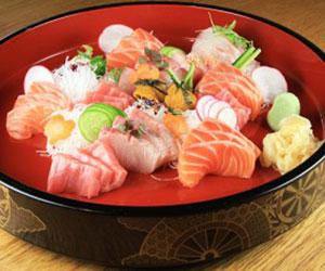 Sashimi platter thumbnail