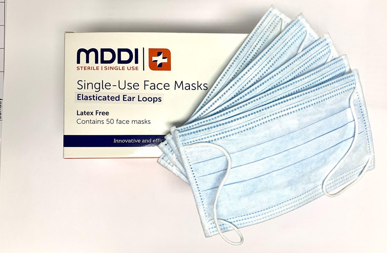 MDDI Surgical Masks Earloop L2 thumbnail